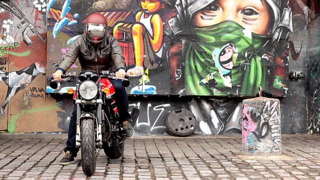 Street Portrait #9  Chamo