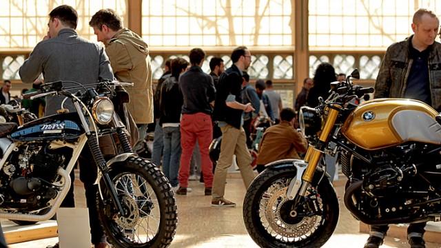 The Bike Shed  Paris 2015
