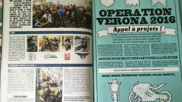 Rad Magazine 19Octobre 2015