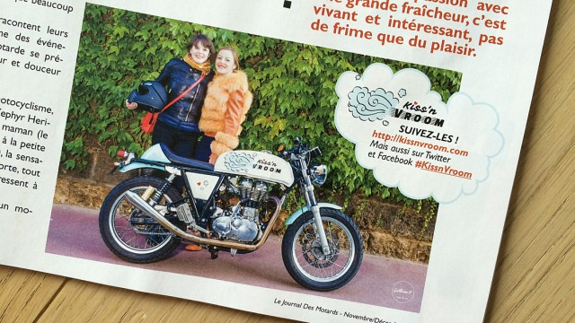 Journal des motards #96Nov-Déc 2015
