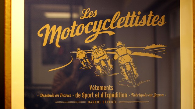 Pierre  Les Motocyclettistes