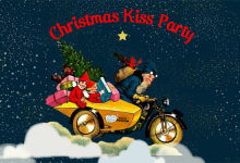 *ChristmasKiss Party*