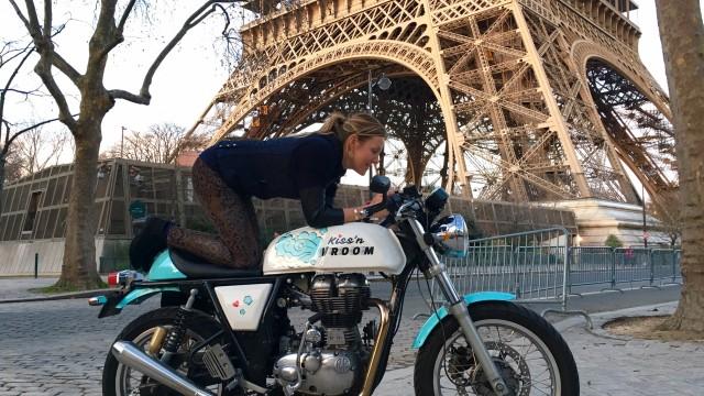 Les 5 exercices sportifs  pour la moto