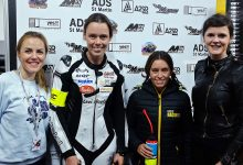 Bol d'Or 2017  Girls Racing Team
