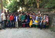 Les jeunes indiens...