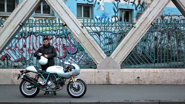 Street Portrait #6 Ben