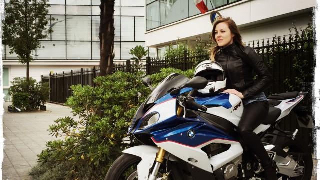 Essai BMW S1000 RR