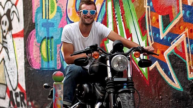 Street Portrait #28  Etienne