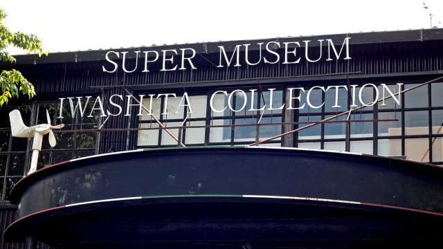 Super Museum  Iwashita Collection