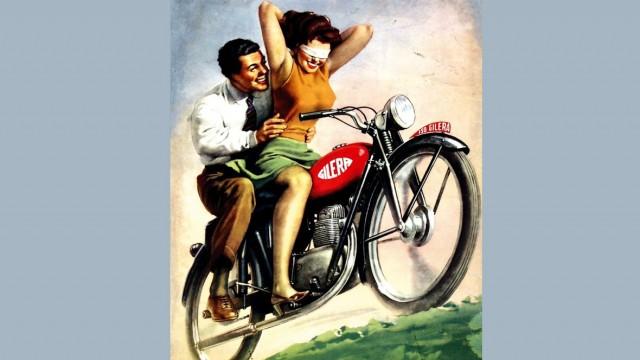 Dehors, les Bikers !!!