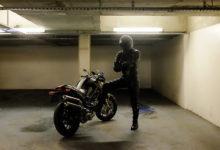 Street Portrait #55  Ghost Rider